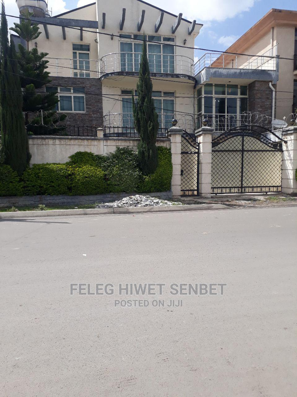 Furnished 6bdrm House in Aa, Bole for Sale