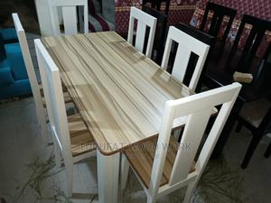 New Dining Table(6 Chair) | Furniture for sale in Addis Ababa, Yeka
