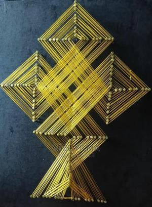 Cross String Art   Arts & Crafts for sale in Addis Ababa, Gullele