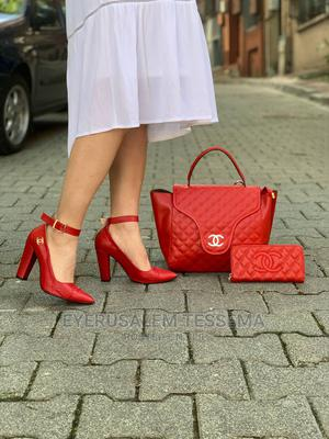 Chanel Bag and Shoe From Turkey | Bags for sale in Addis Ababa, Kolfe Keranio