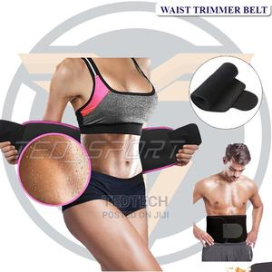 Waist Trimmer Belt | Sports Equipment for sale in Addis Ababa, Bole