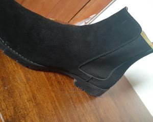 Black Boots | Shoes for sale in Addis Ababa, Nifas Silk-Lafto
