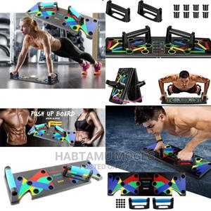 Foldable Push Up Board | Sports Equipment for sale in Addis Ababa, Akaky Kaliti
