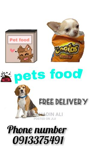 Dogs and Cats Food   Pet's Accessories for sale in Addis Ababa, Bole