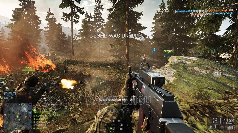 Battle Field 4 Pc Game