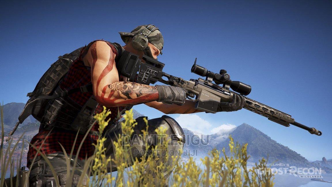 Tom Clancys Ghost Recon Wildlands Pc Game