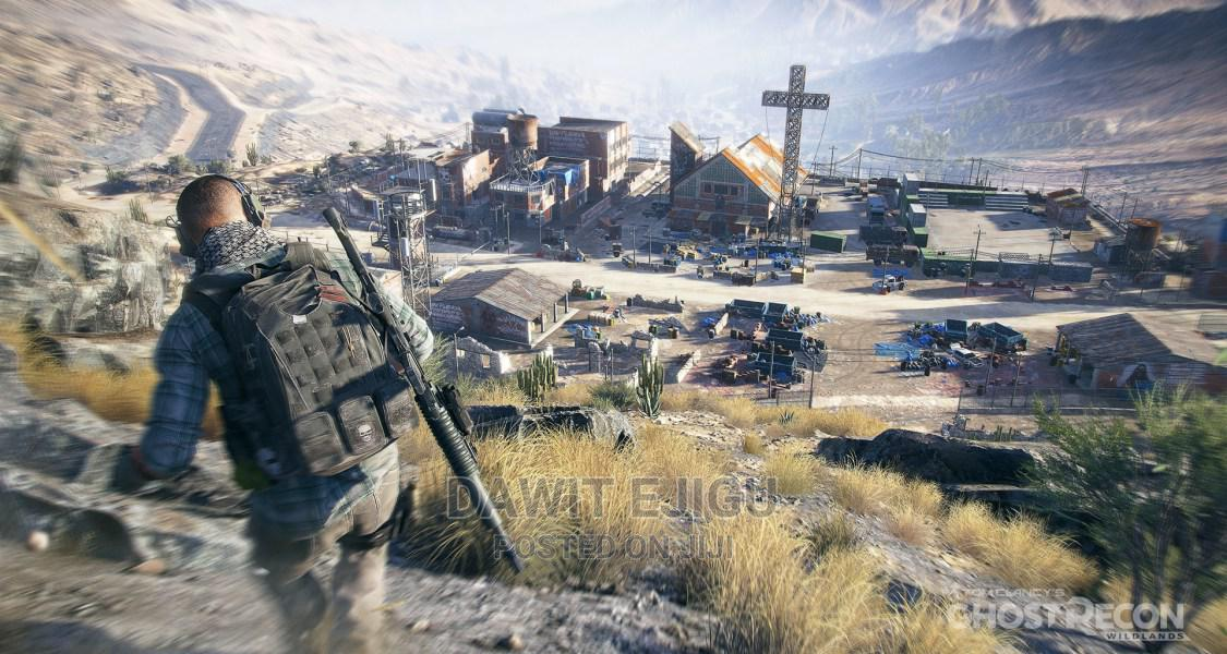 Tom Clancys Ghost Recon Wildlands Pc Game | Video Games for sale in Bole, Addis Ababa, Ethiopia