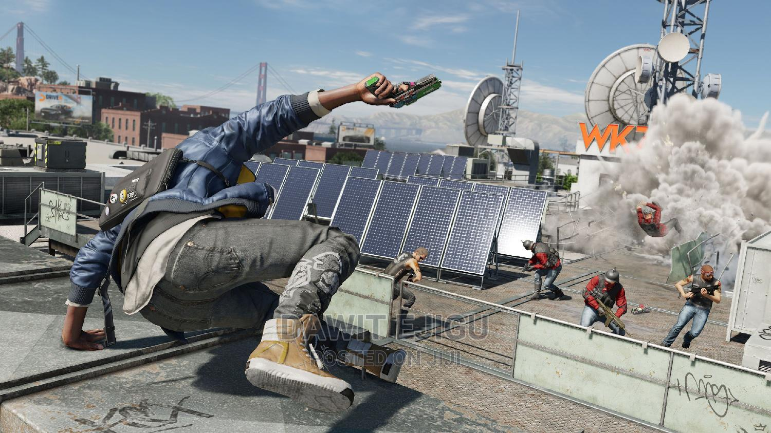 Watch Dogs 2 Pc Game | Video Games for sale in Bole, Addis Ababa, Ethiopia