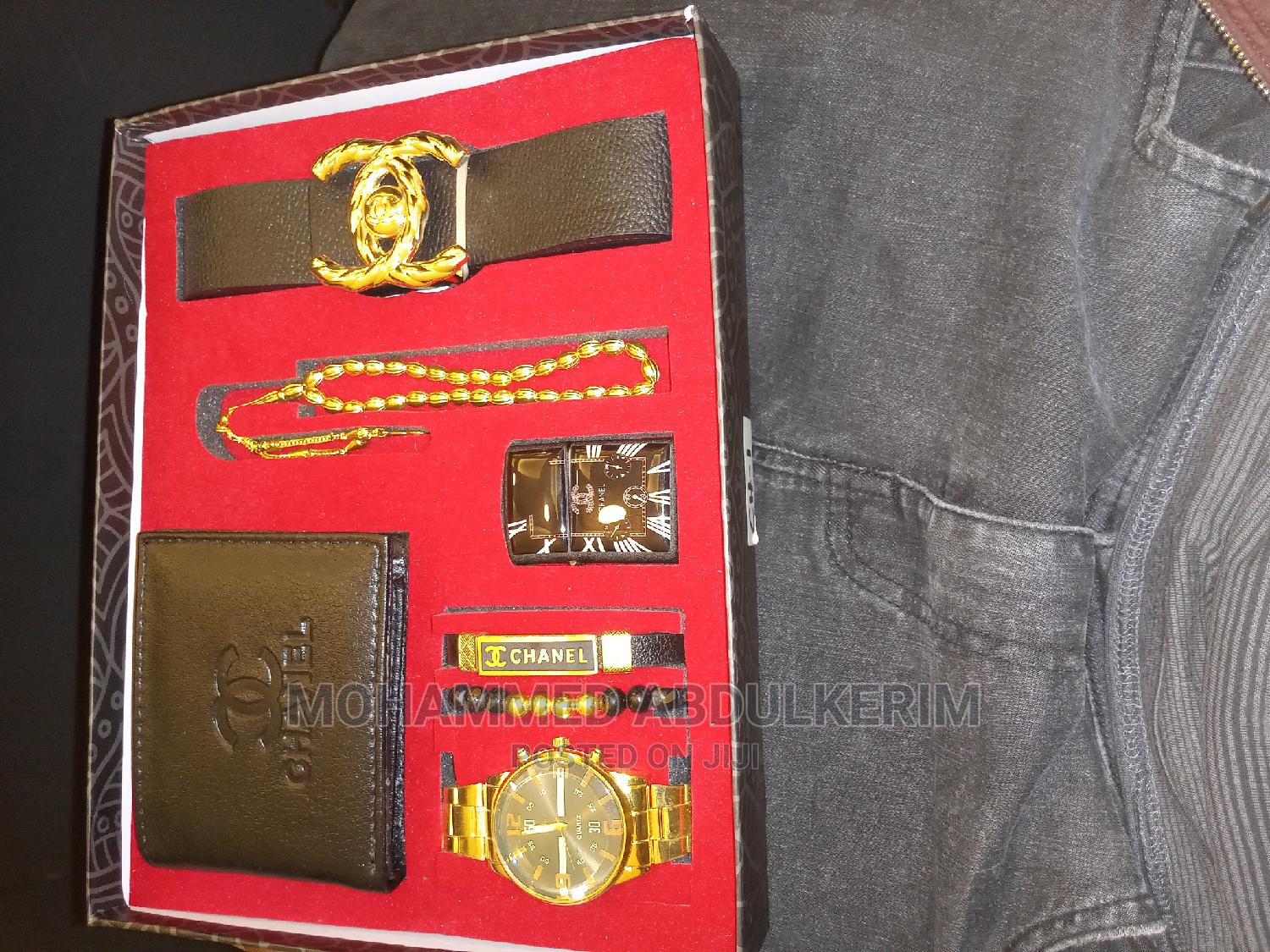 Watch With Different Accessories | Watches for sale in Bole, Addis Ababa, Ethiopia
