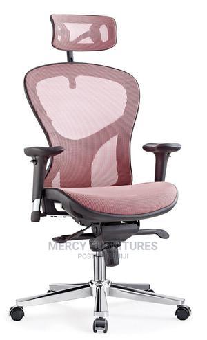 Ergonomic Swivel Chairs Mesh   Furniture for sale in Addis Ababa, Bole