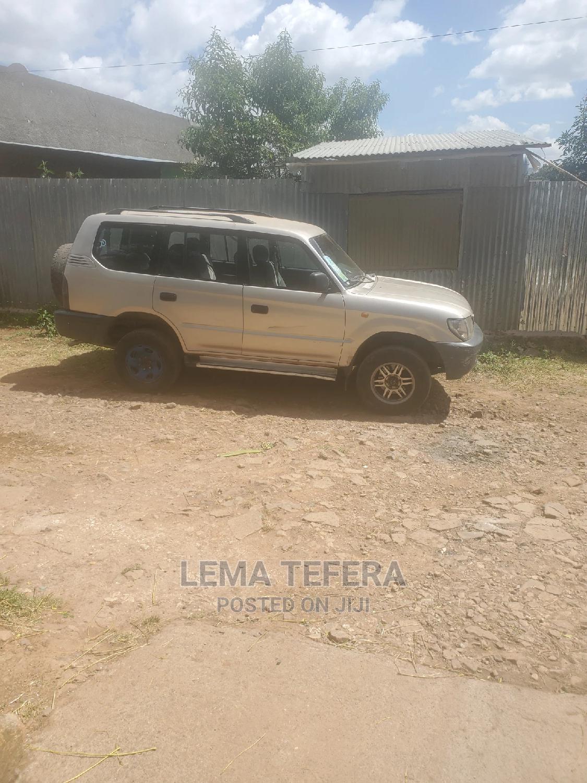 Archive: Toyota Land Cruiser Prado 1999 2.7 16V 3dr Gold