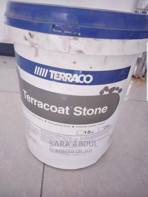 Building House Office Mineral Stone Quartz Paint Exterior | Building Materials for sale in Addis Ababa, Arada