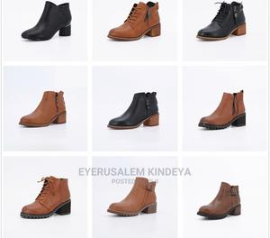 Ankle Boots | Shoes for sale in Addis Ababa, Nifas Silk-Lafto