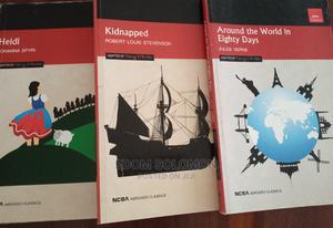 Three Books   Books & Games for sale in Addis Ababa, Bole