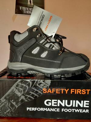 Safety Shoe Safety First Genuine Foot Wear   Shoes for sale in Addis Ababa, Nifas Silk-Lafto