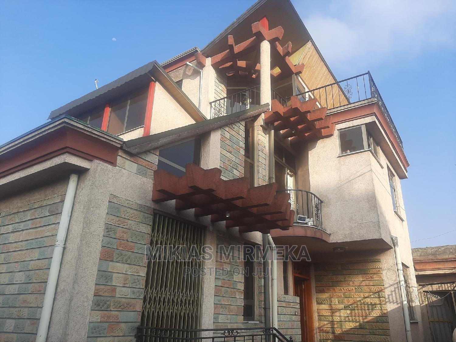 Furnished 3bdrm House in Nifas Silk-Lafto for Sale