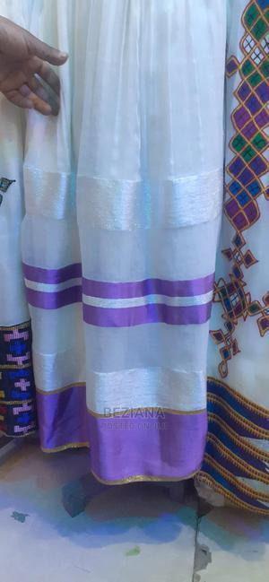 የአበሻ ቀሚስ (ሙሉ ጥልፍ) ታላቅ ቅናሽ   Clothing for sale in Addis Ababa, Yeka