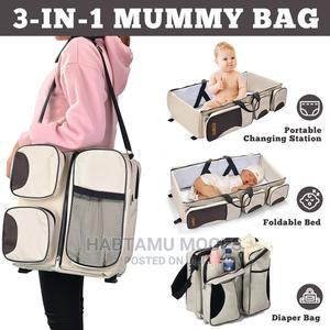3in1 Portable Bed Travel Bag   Baby & Child Care for sale in Addis Ababa, Akaky Kaliti