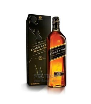 Johnnie Walker Black Label Scotch Whisky   Meals & Drinks for sale in Addis Ababa, Bole