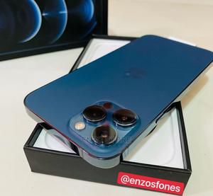 New Apple iPhone 12 Pro Max 256 GB Blue   Mobile Phones for sale in Addis Ababa, Bole