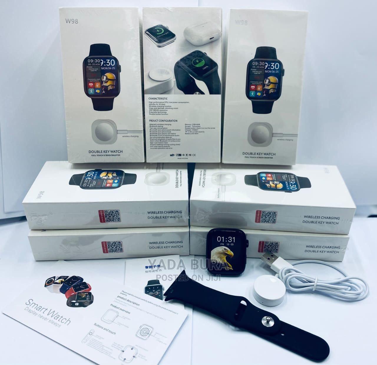 W98 Smart Watch