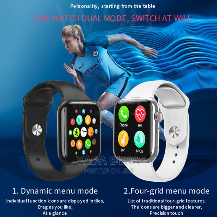 W98 Smart Watch | Smart Watches & Trackers for sale in Bole, Addis Ababa, Ethiopia