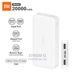 Redmi 20000mah Power Bank | Accessories for Mobile Phones & Tablets for sale in Addis Ababa, Arada