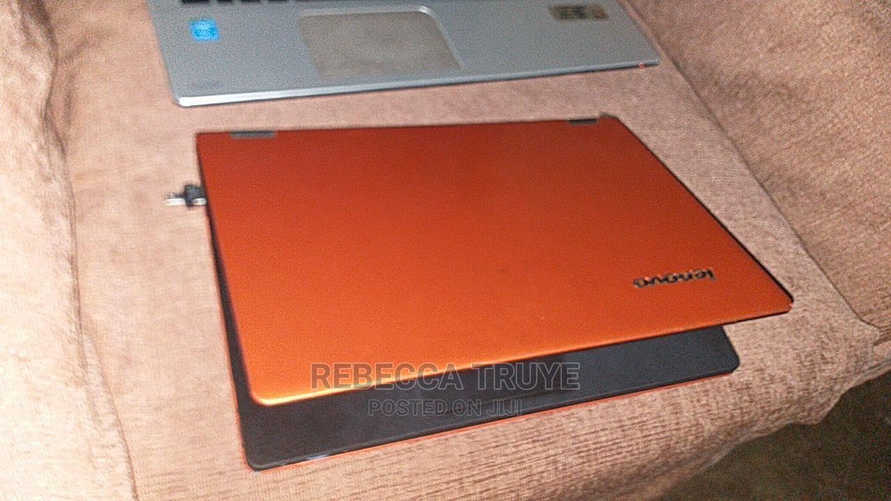 Archive: Laptop Lenovo ThinkPad Yoga 4GB Intel Core I3 SSD 160GB