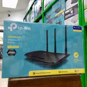 Tp-Link WR940N Wireless N Router   Networking Products for sale in Addis Ababa, Bole
