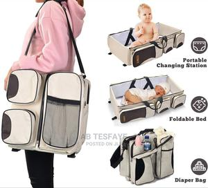 3in1 Portable Bed Travel Bag | Babies & Kids Accessories for sale in Addis Ababa, Lideta