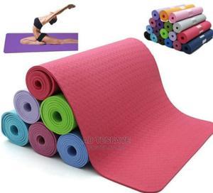 Yoga Mat የስፖርት መስሪያ YOGA MAT | Sports Equipment for sale in Addis Ababa, Lideta