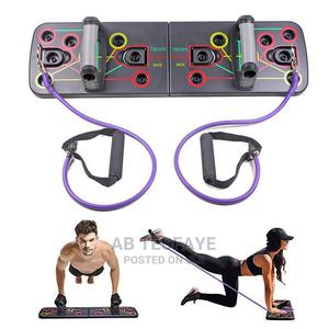 Multifunction Push-Up Stands for GYM Body Training | Sports Equipment for sale in Addis Ababa, Lideta