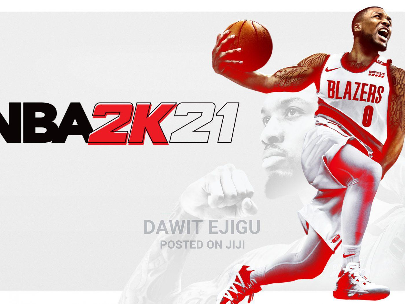 NBA 2k21 PC Game   Video Games for sale in Bole, Addis Ababa, Ethiopia