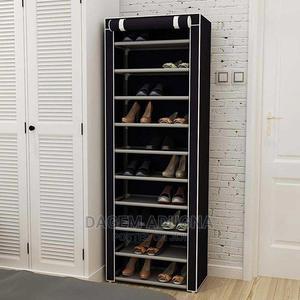 Shoe Cabinet/ጫማ መደርደሪያ   Furniture for sale in Addis Ababa, Bole