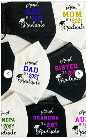 Graduation Face Mask   Clothing Accessories for sale in Addis Ababa, Yeka
