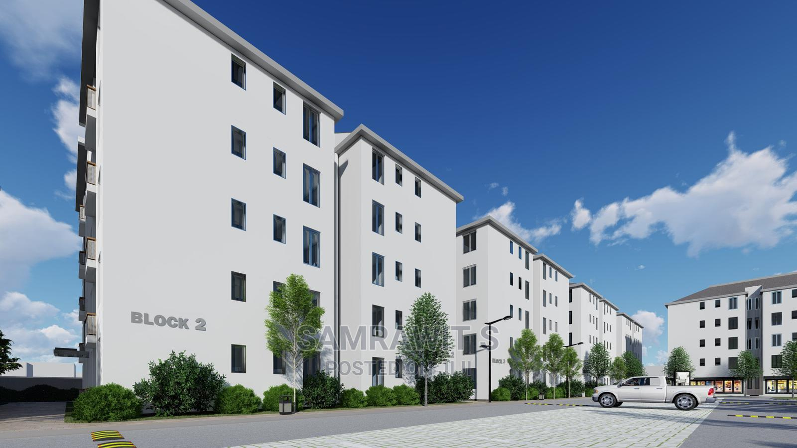 2bdrm Apartment in Yeka for Sale