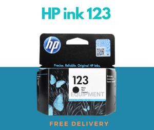 HP 123 Black Original Ink Advantage Cartridge In Ethiopian   Accessories & Supplies for Electronics for sale in Addis Ababa, Arada