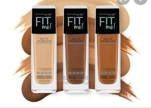 Fit Me Foundation | Makeup for sale in Addis Ababa, Nifas Silk-Lafto