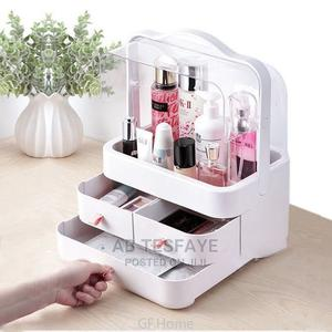 Cosmetic Storage Box Makeup Organizer   Tools & Accessories for sale in Addis Ababa, Lideta