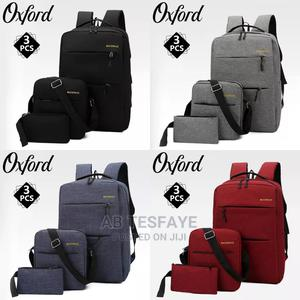3pcs Backpack | Bags for sale in Addis Ababa, Lideta