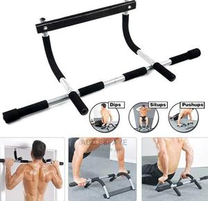 Total Upper Body Workout Bar   Sports Equipment for sale in Addis Ababa, Lideta
