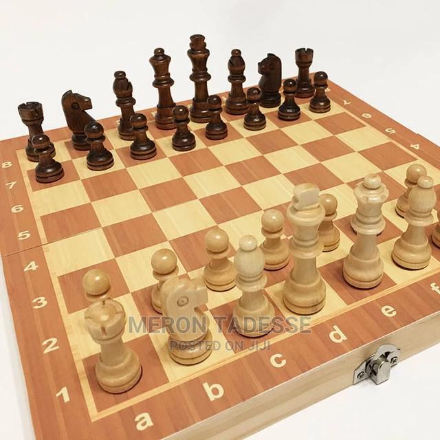 Chess Checkers Backgammon Board Call/ | Books & Games for sale in Nifas Silk-Lafto, Addis Ababa, Ethiopia