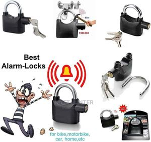 Original Anti-Theft Siren Alarm Lock/Alarm Lock   Safetywear & Equipment for sale in Addis Ababa, Bole