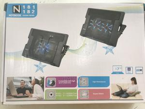 Multi Fan Laptop Cooler Pad | Computer Accessories  for sale in Addis Ababa, Bole