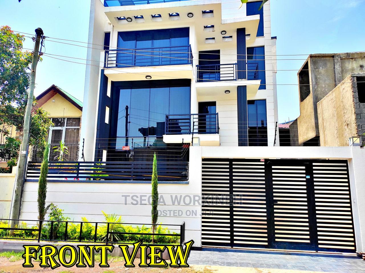 Furnished 6bdrm House in Ts Professional Real, Bole for Sale | Houses & Apartments For Sale for sale in Bole, Addis Ababa, Ethiopia