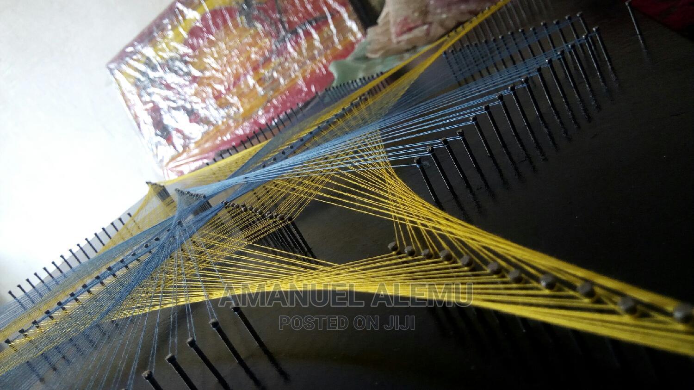 Archive: String Art