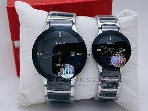 ምርጥ ሰዓት ለጥንዶች RADO Couple Watches 100% High Quality | Watches for sale in Addis Ababa, Nifas Silk-Lafto