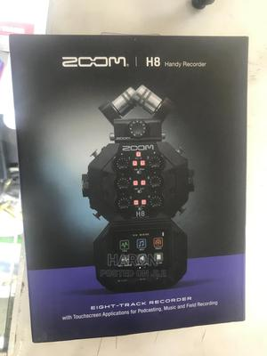 Zoom H8 Recorder | Audio & Music Equipment for sale in Addis Ababa, Bole