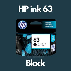 Hp Ink 63 Black | Accessories & Supplies for Electronics for sale in Addis Ababa, Arada
