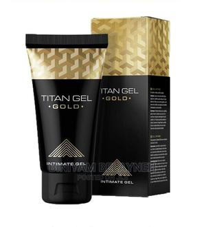 Titan Golden Jell | Sexual Wellness for sale in Addis Ababa, Bole